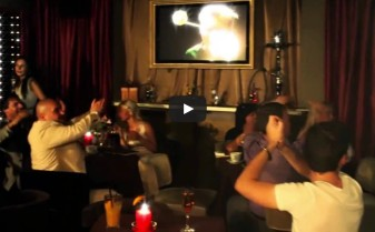 Телевизионная реклама Karaoke Royal